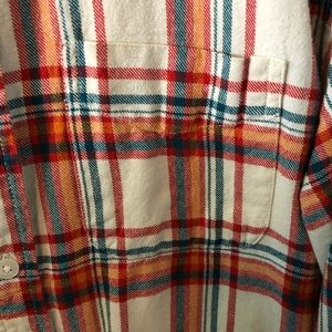 Old Navy Shirts - Old navy plaid casual button up shirts
